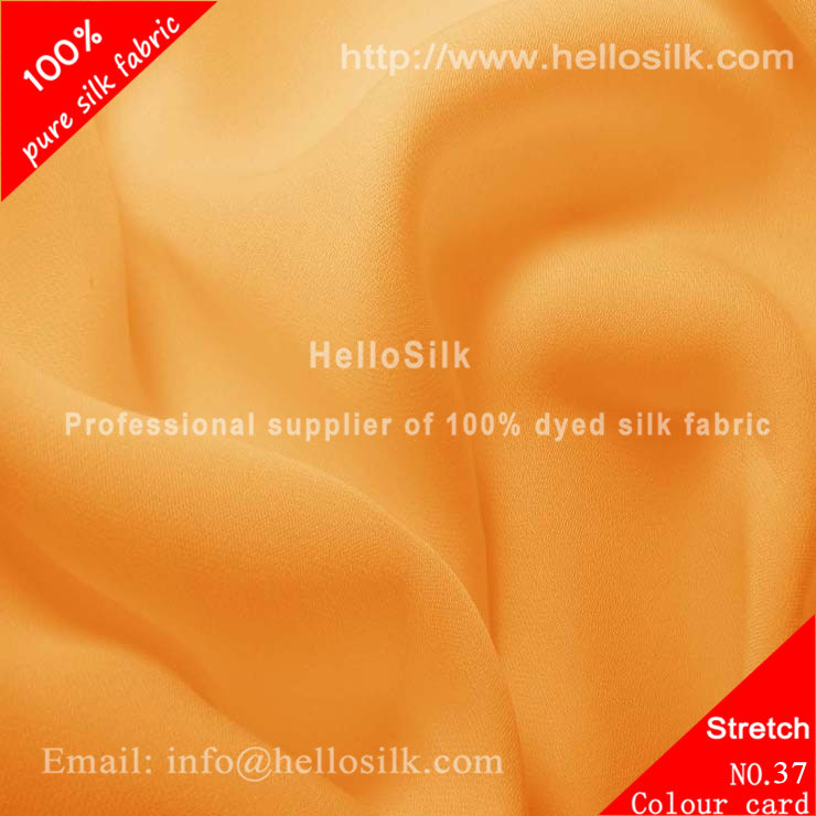 19mm silk stretch Georgtte